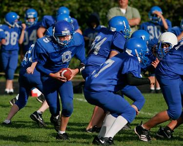 Montesano Junior High football