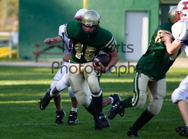 Brady JV Vs. Trinity 9-22-08