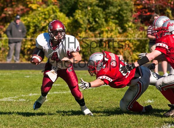 Concord High Vs. Pinkerton 10-11-08