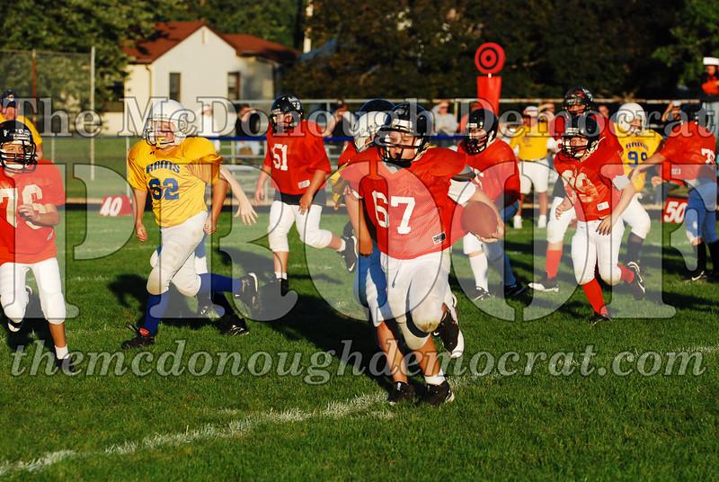 Rams Defeat Macomb 42-12 09-16-08 024