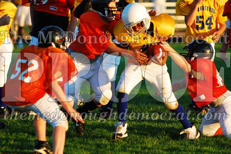Rams Defeat Macomb 42-12 09-16-08 070