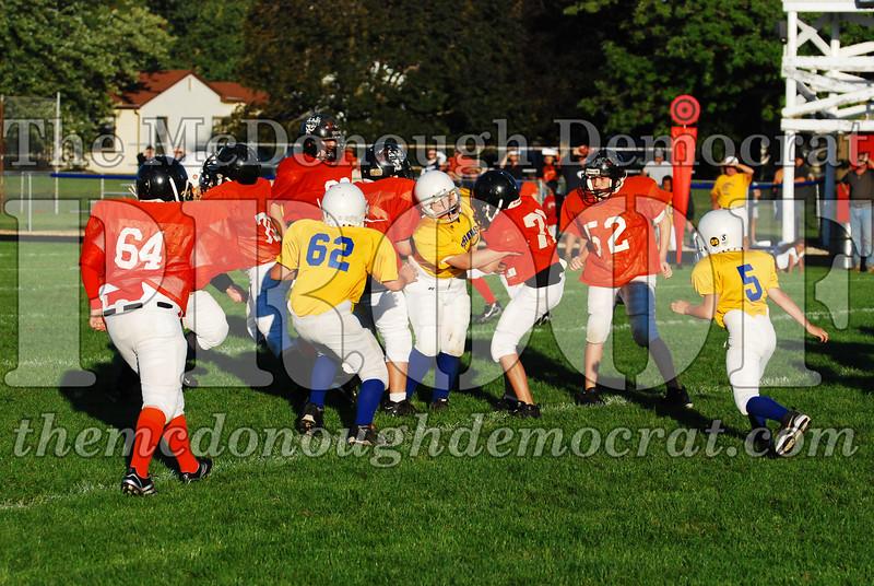 Rams Defeat Macomb 42-12 09-16-08 015