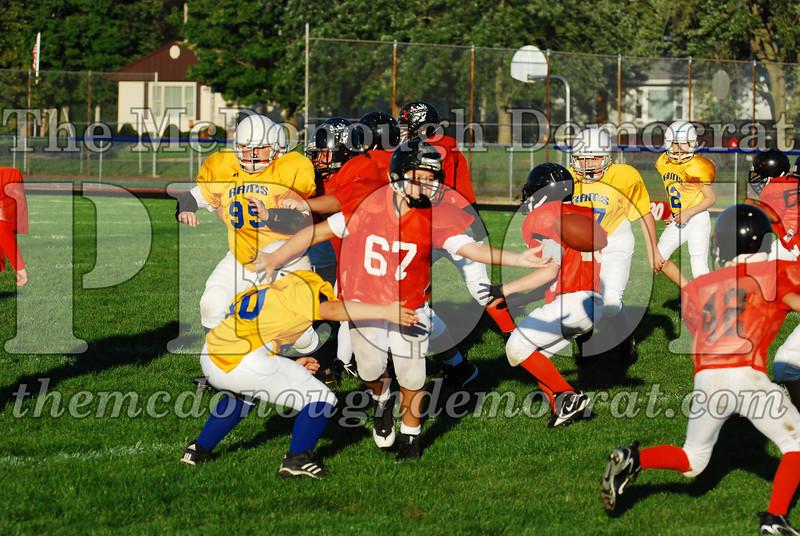 Rams Defeat Macomb 42-12 09-16-08 014