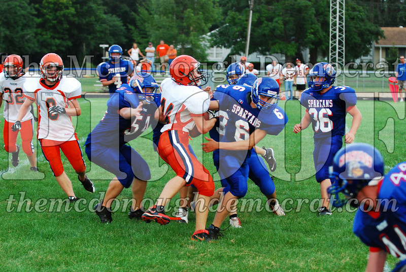 Spartans JV Defeat Tigers 42-14 09-02-08 056
