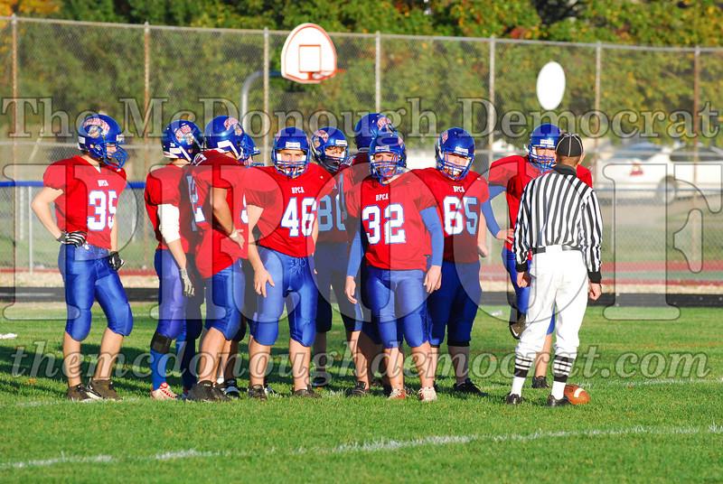 Spartan Freshman Defeat L-town 40-36 10-16-08 032