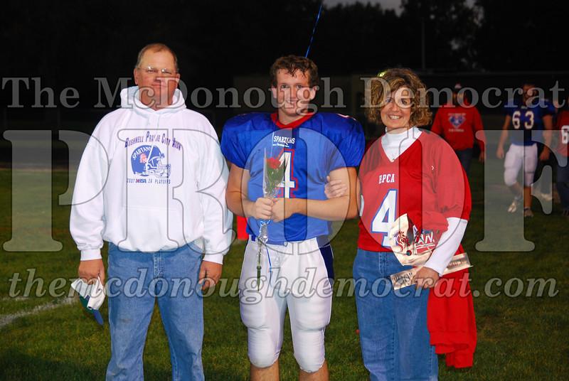 Spartans FB Senior Night 10-10-08 015