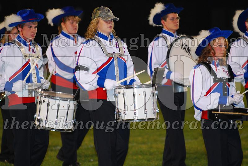 Spartans FB Senior Night 10-10-08 027