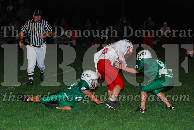 Trojans 7th Lose to Lewistown 34-6 10-14-08 036