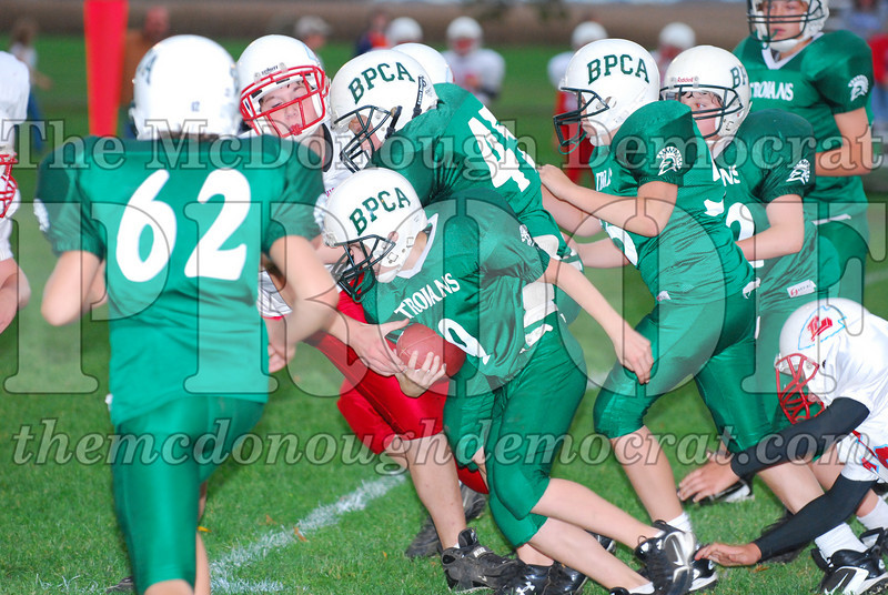 Trojans 7th Lose to Lewistown 34-6 10-14-08 012
