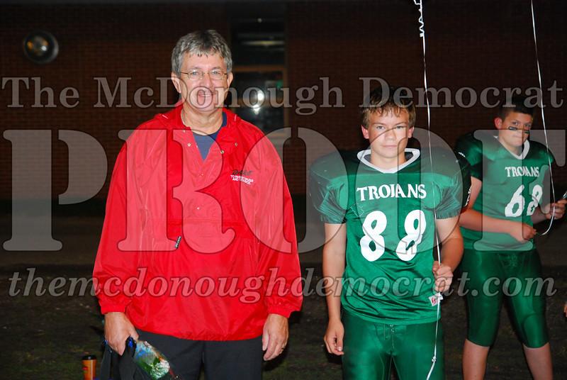 Trojans FB 8th Grade Night 10-14-08 019