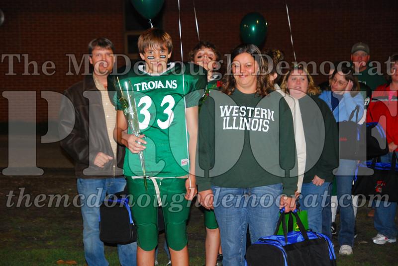 Trojans FB 8th Grade Night 10-14-08 008