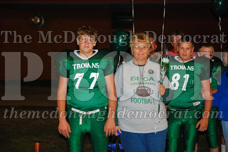 Trojans FB 8th Grade Night 10-14-08 016