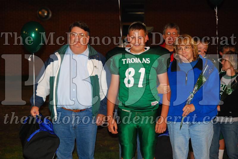 Trojans FB 8th Grade Night 10-14-08 017