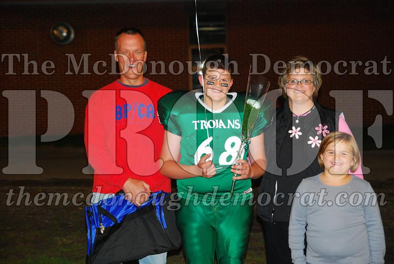 Trojans FB 8th Grade Night 10-14-08 020