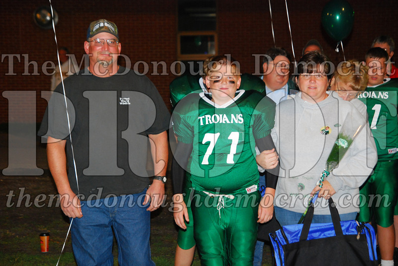Trojans FB 8th Grade Night 10-14-08 015