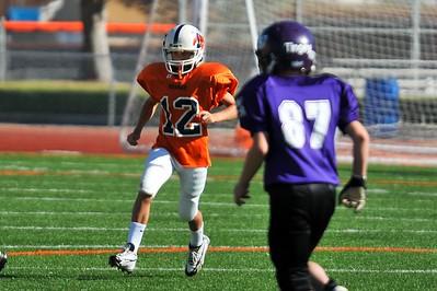 2009-09-19 10:15 Jr Midget - Brigham City Purple @ Mountain Crest Orange