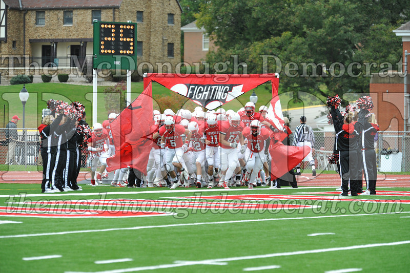 Monmouth Coll Defeats Grinnell Coll 59-0 10-03-09 006