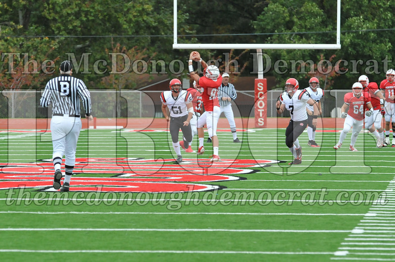 Monmouth Coll Defeats Grinnell Coll 59-0 10-03-09 033