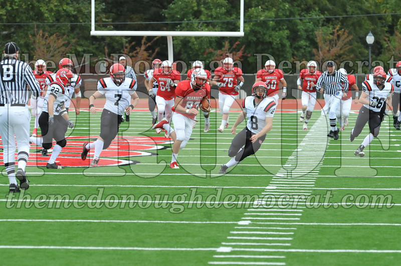 Monmouth Coll Defeats Grinnell Coll 59-0 10-03-09 036