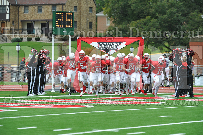 Monmouth Coll Defeats Grinnell Coll 59-0 10-03-09 007