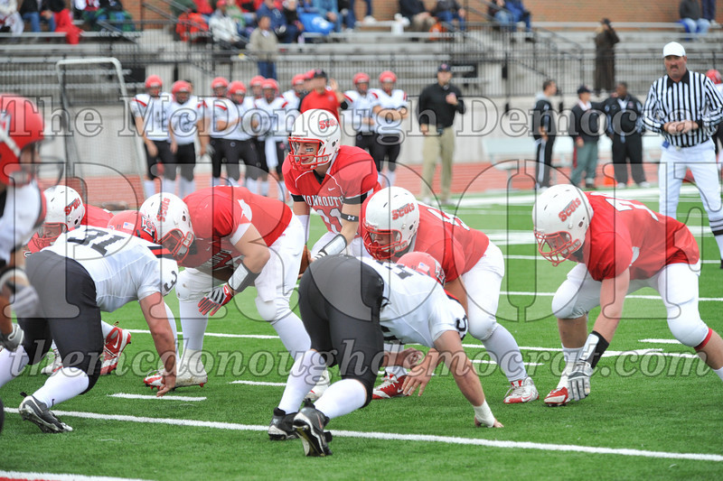 Monmouth Coll Defeats Grinnell Coll 59-0 10-03-09 019