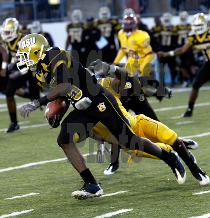 The Turkey Day Classic. Tuskegee University vs. Alabama State University 11/26/2009