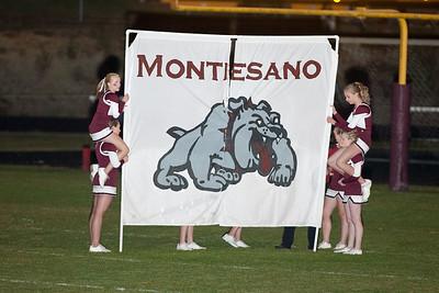 Montesano HS vs. Tenino HS, varsity, October 9, 2009