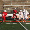 Lomax Junior High 7th grade A and B team vs. La Porte Junior High