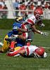Football vs Del State