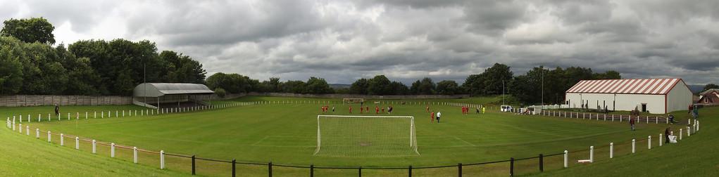 Panorama of Keanie Park