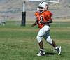 Jr. Midget White 1-45pm Logan Red @ Mtn. Crest Jr. Pee Wee White, (MC North Fld, 20100911 4117_