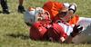 Jr. Midget White 1-45pm Logan Red @ Mtn. Crest Jr. Pee Wee White, (MC North Fld, 20100911 3869_