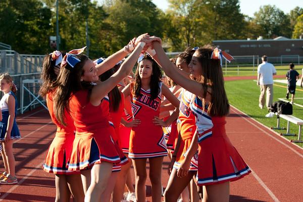2010-10-09 Dayton Varsity Football vs Roselle