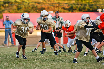 2010 Bradley County Youth Football