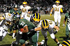 2010 Clarkston Varsity Football vs  Lake Orion-48