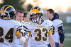 2010 Clarkston Varsity Football vs  Lake Orion-9