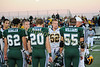 2010 Clarkston Varsity Football vs  Lake Orion-21