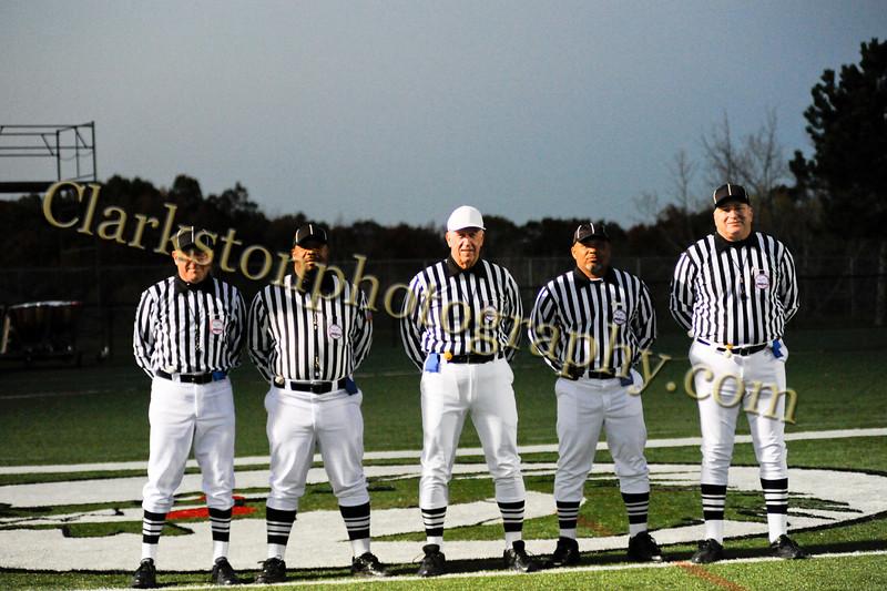 2010 Clarkston Varsity Football vs  Lake Orion-41