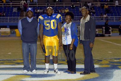 Alabama State University vs. Southern University 11/13/2010