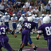 "2010 Freshman ""B"" Football vs. St. Xavier :"
