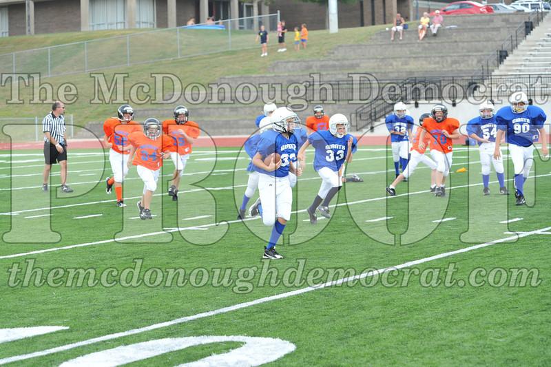 JFL Giants vs Broncos 08-29-10 051