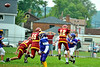 NB Little Lions Midgets vs  Hazelwood 12