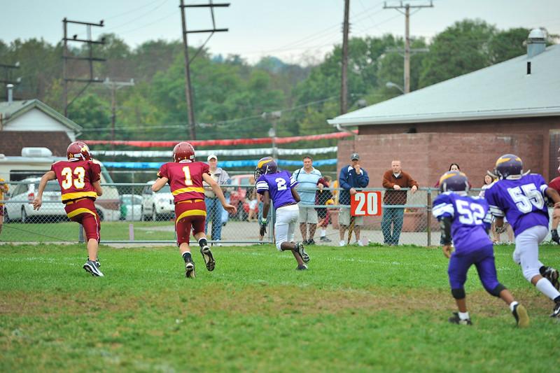 NB Little Lions Midgets vs  Hazelwood 3