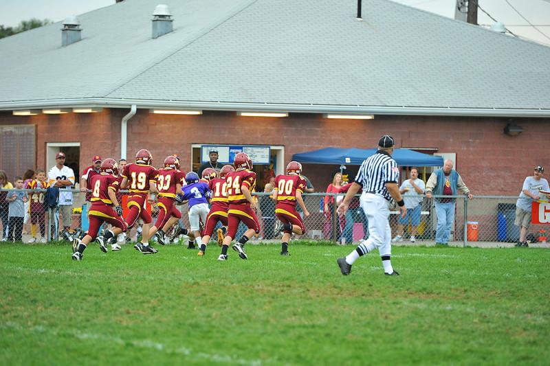 NB Little Lions Midgets vs  Hazelwood 4