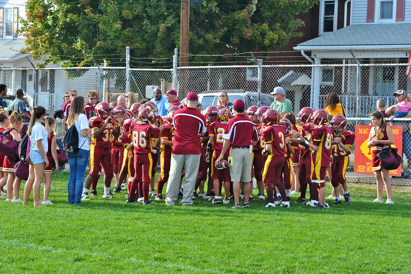 NB Little Lions Mighty Mites vs  Hopewell 1