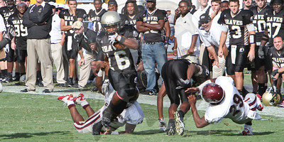 UNCP Braves Football plays Concord at the 2010 Homecoming Game on October 30th, 2010 homecoming_1071.jpg