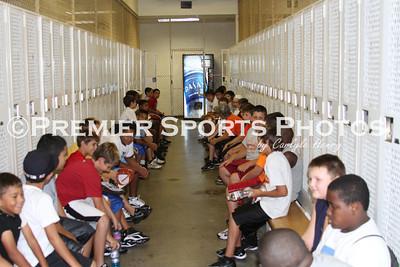 LPHS Football Camp Day1