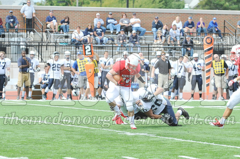 Coll Fb Monmouth vs Lawrence 09-17-11 095