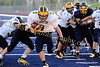 2011 Clarkston Freshman Football vs  Oxford  022