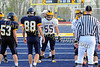 2011 Clarkston Freshman Football vs  Oxford  001